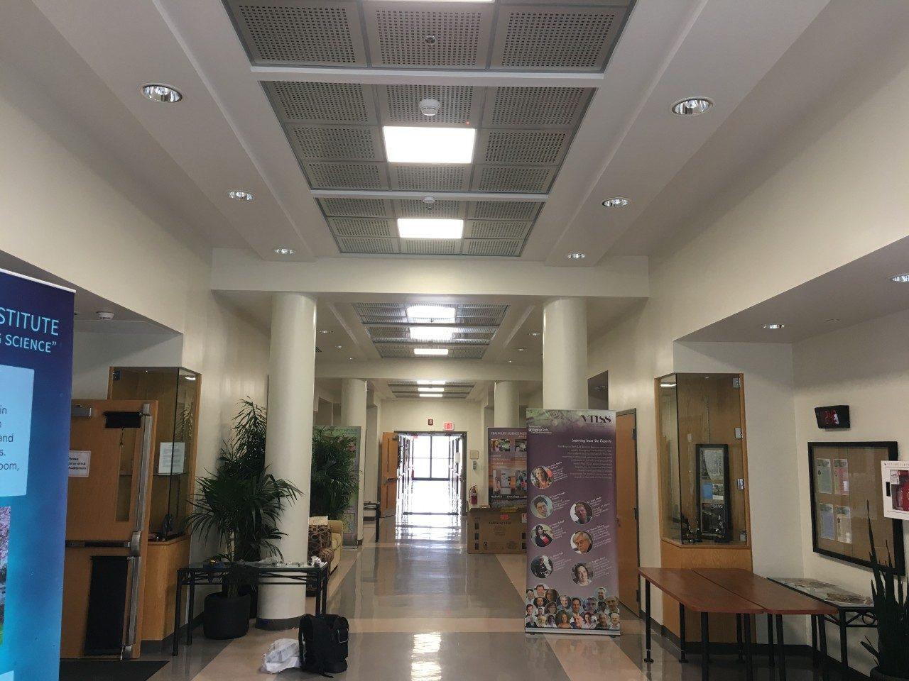 Lighting Upgrades in Fralin Life Sciences Institute