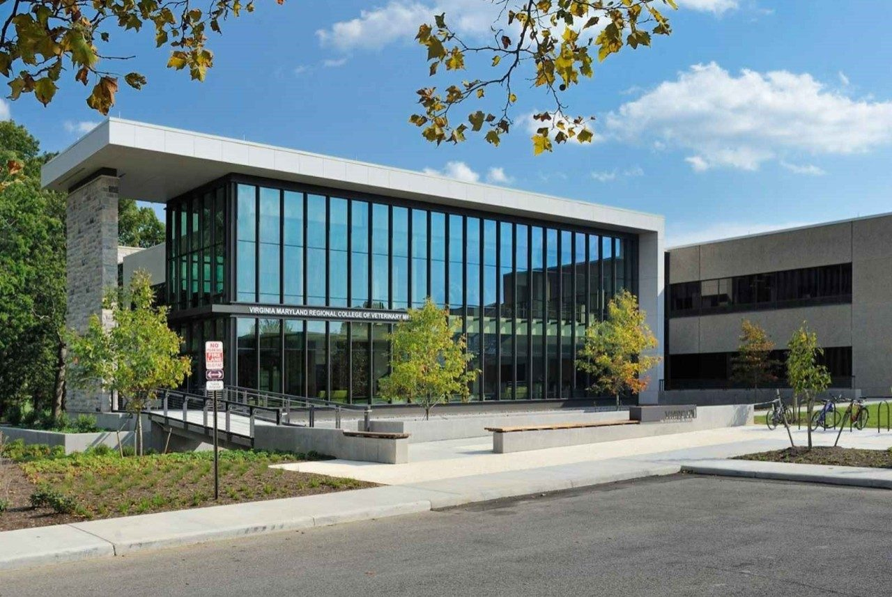 Vet Med Instructional Addition – LEED Silver Certified (2013)