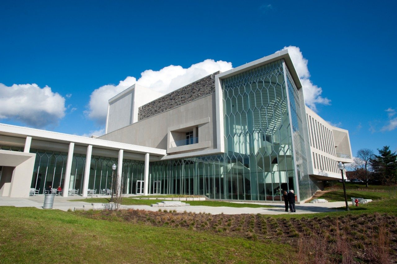 Moss Arts Center – LEED Gold Certified (2014)