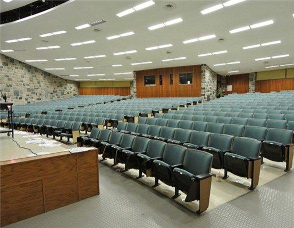 Mcbryde 100 Classroom Renovation Facilities Department