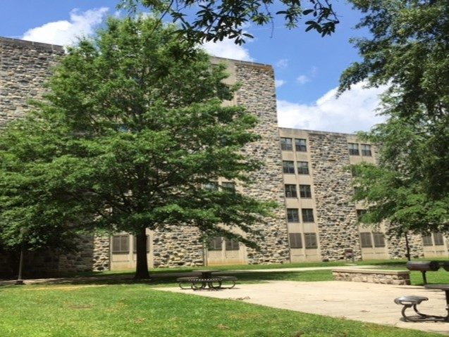 O'Shaughnessy Hall renovations underway